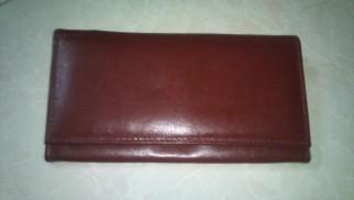 Original SRI Leather womenz money bag
