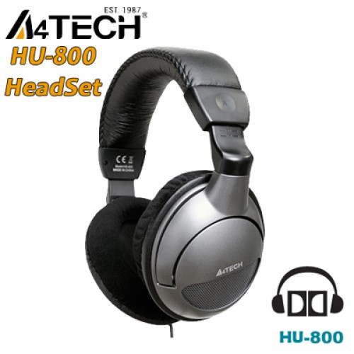 A4TECH USB Headphone | ClickBD large image 3