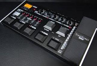KORG AX3000G modeling signal guitar prossesor