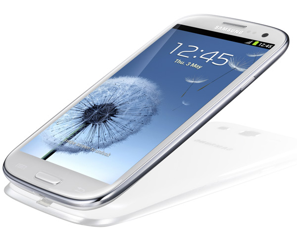 samsung galaxy s3 i9300 white full box brand new | ClickBD large image 0