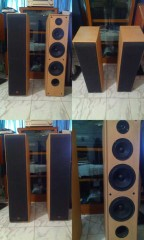 JBL 4 WAY SPEAKER MADE IN DENMARK