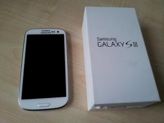 2 brand new galaxy s3 white
