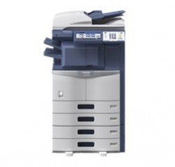 Toshiba e-Studio 306 Copier Machine with Printer