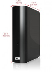 WD 4 TB External Hard Disk