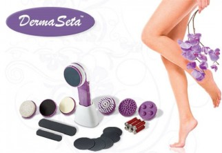 Derma Seta Ultimate Body Treatment System