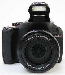 Canon PowerShot SX40 HS brought from USA