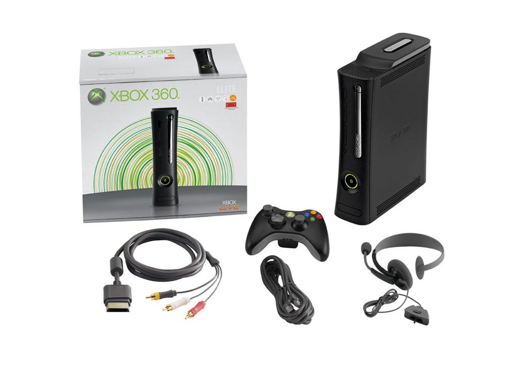 JTAG RGH LT3  MOD XBOX 360 elite 120gb all game play | ClickBD