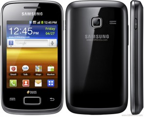 Samsung Galaxy Y Duos (Brand New/Intact, Full Boxed) !