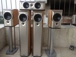 MISSION M5 SERIES SPEAKERS Made In UK