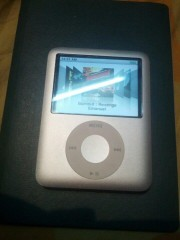 iPod NANO 3G New condition from USA