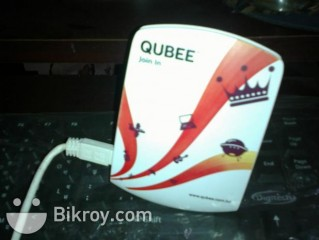 Qubee USB Modem greenpacket