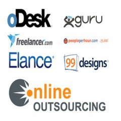 Outsourcing job traing