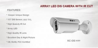HQ 800TVL CCTV Camera With 3G Aray Flash