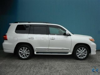 2011 Model LAND CRUISER CYGNUS
