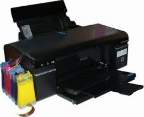 Epson T60 Printer With Drum- Ideal For Photo Print