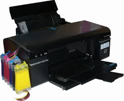 Epson T60 Printer With Drum- Ideal For Photo Print | ClickBD large image 0