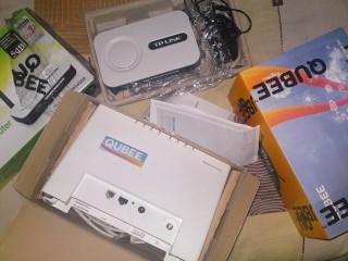 Qubee Gigaset Wifi full support fresh call 01686650461