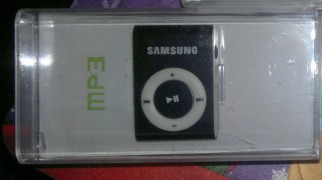 SAMSUNG Stylish mp3 up to 32 gb
