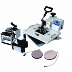 Combo Heat Press Beyond 5in1 hot model