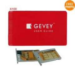 Any county iphone 4s 5 gevey sim unlock available now