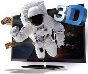 nVIDIA 3D Glass+Movie Box Pack For Any LED,LCD TV & Monitors