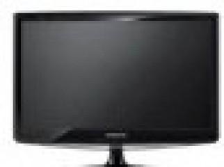 LCD Samsung monitor 17 Runing