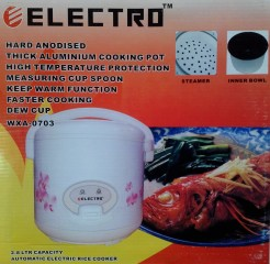 Electro rice cooker