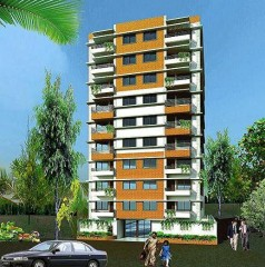 Exclusive Flat At Race Course Comilla