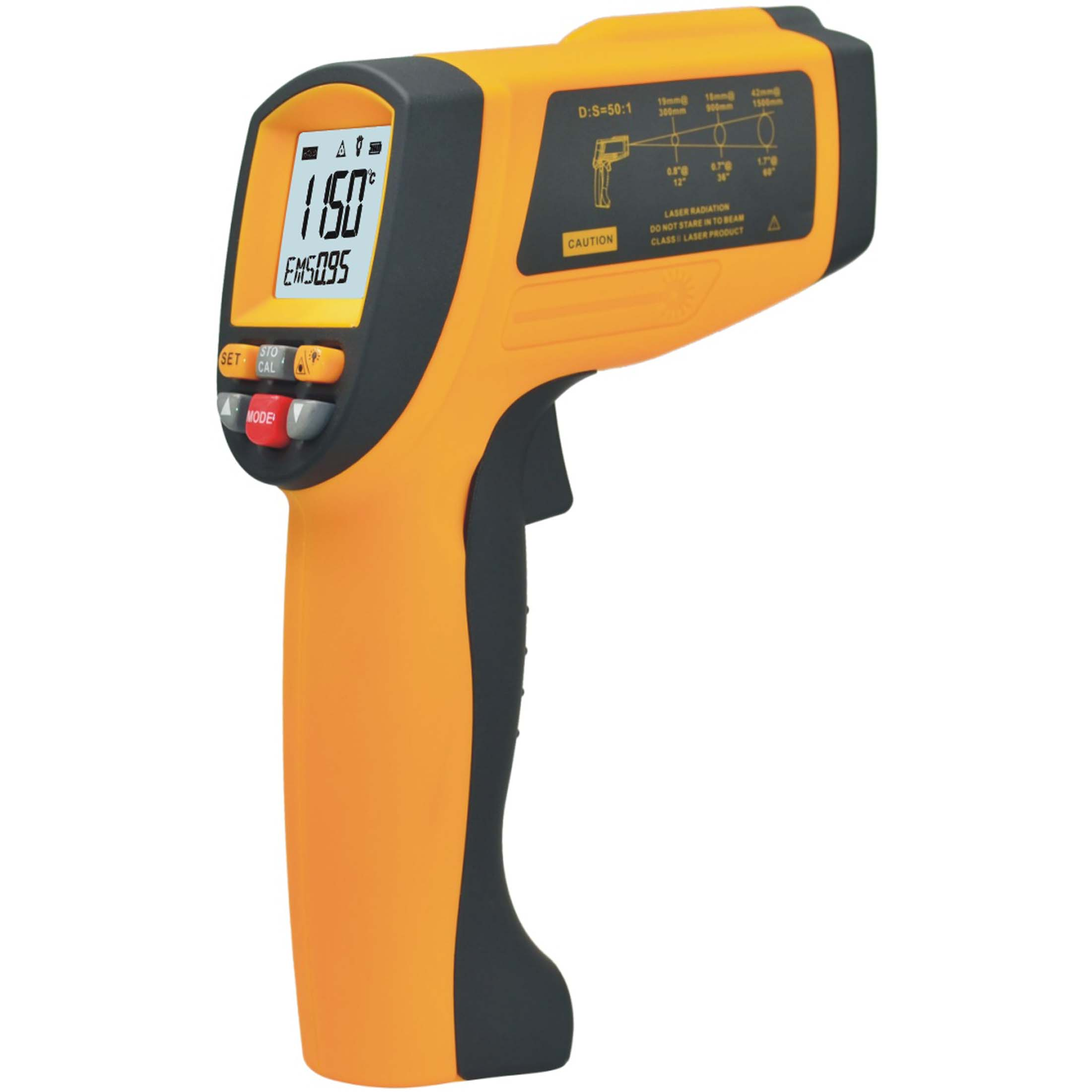 Infrared Thermometer Smart Sensor | ClickBD large image 0