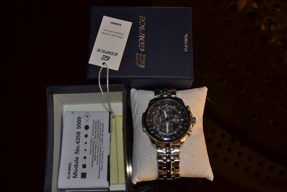 Casio edifice ef 558d 1av Chronograph watch From Singapore  d67d0d1839