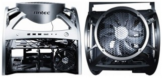 Antec Skeleton GAMING CASE by TECHNO PLANET SYSTEMS