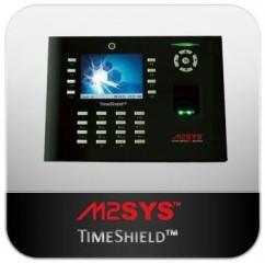 TimeShield Fingerprint Time Attendance Solution