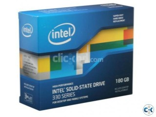 Intel 330 Series SATA III 2.5 SSD 180GB Solid State Drive