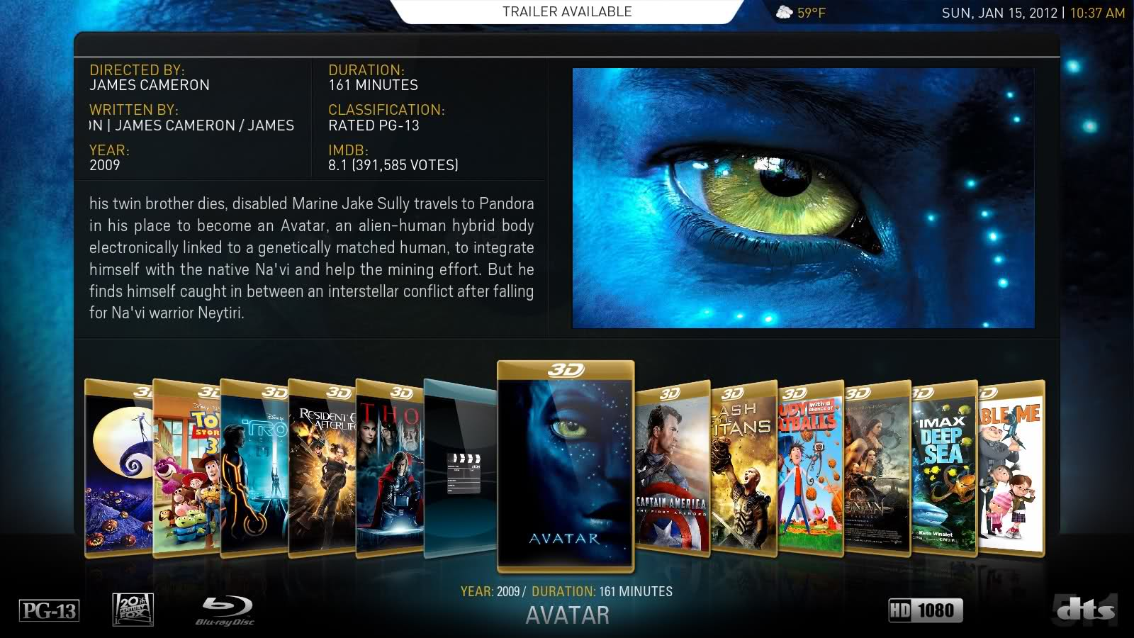 3D BluRay 1080p Movies For 3D TV F.HOME DELIVERY 01616161316 | ClickBD large image 0