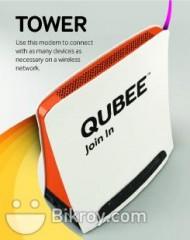 Qubee Tower wifi v2 modem brand new