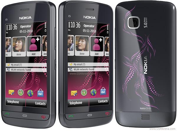 Nokia C5-03 | ClickBD on