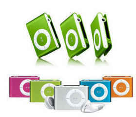Hot selling metal mp3 clip music player at a very low Price