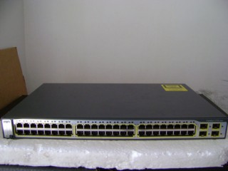 CISCO 3750 48 Port switch for urgent Sale