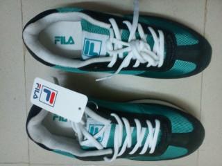 Fila Green - Keds Show Footwear