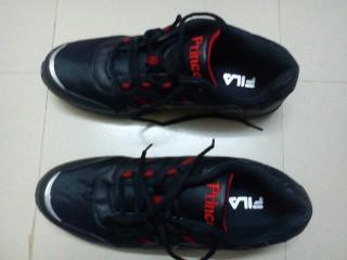 Fila Prince Black - Keds Show Footwear