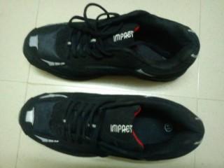 IMPACT BLACK - Keds Show Footwear