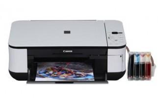 2 cartridges inkjet printer CISS DRUM Canon HP