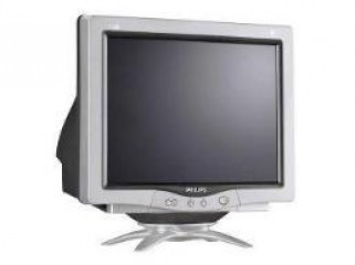 Philips 107 C6 CRT Monitor