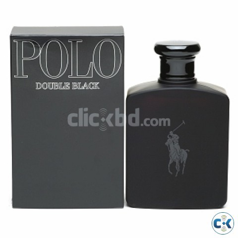 Polo Double Black Perfume | ClickBD large image 0