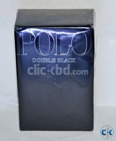 Polo Double Black Perfume | ClickBD large image 1