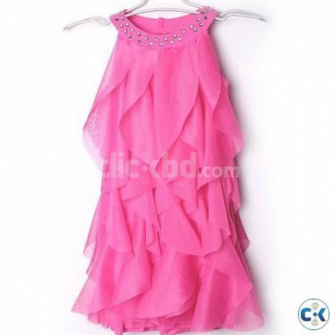 adorable dress | ClickBD large image 0