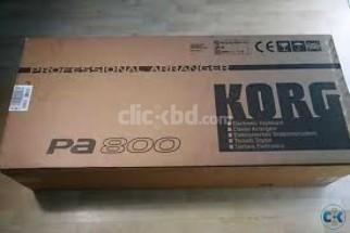 Korg PA800 Pro Arranger .................. 600 EUR