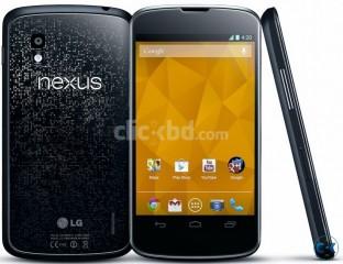 Boxed Nexus 4 16GB Brand New Condition