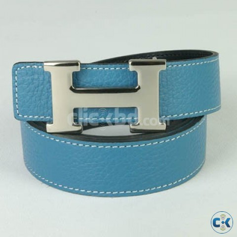 HERMES PARIS leather belt in various colour with a free al | ClickBD large image 1