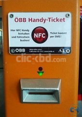 NOW NFC NEAR FIELD COMMUNICATION CARD IN BANGLADESH